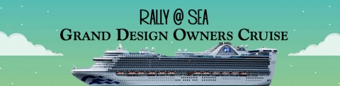 Rally @ Sea Grand Design Owners Cruise